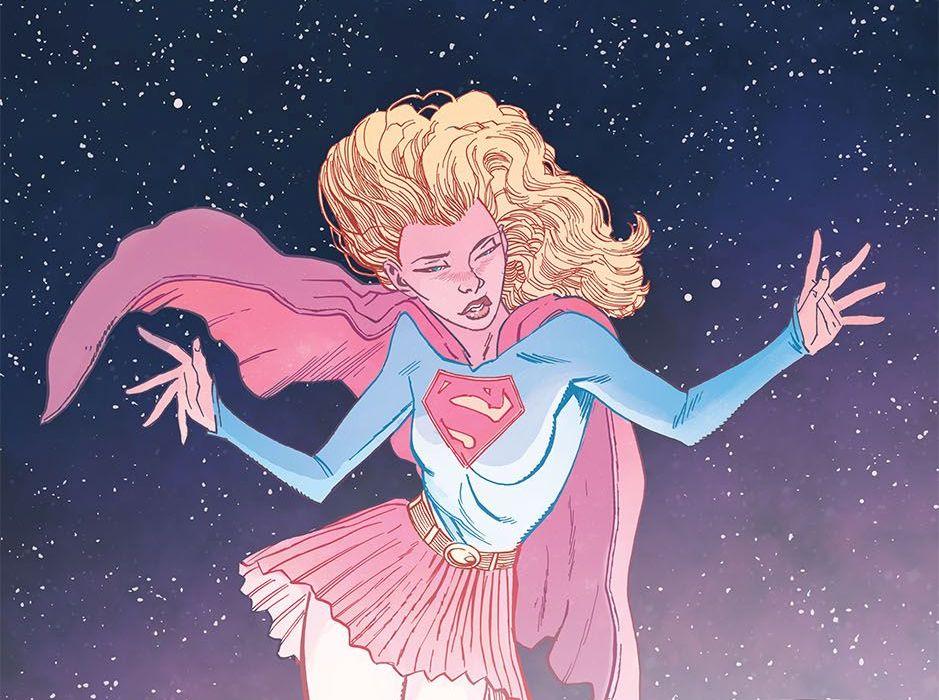 Supergirl Month: PJ Holden Featured