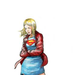 Supergirl Month: Ramon Villalobos Featured