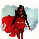40 Days of Supergirl: Sina Grace
