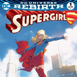 Supergirl 1 Featured