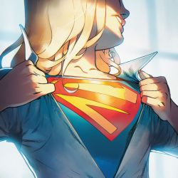 Supergirl 2 Variant Featured