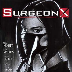 Surgeon X #1 Featured