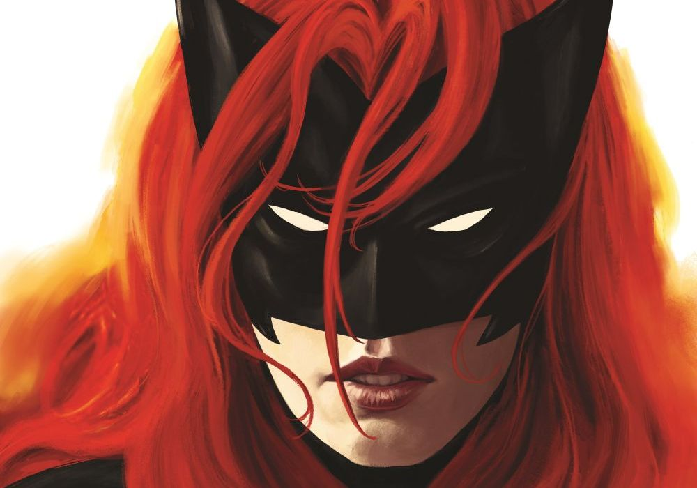 Batwoman Rebirth Featured