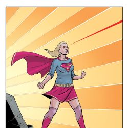 Supergirl Month: Ben Stenbeck Featured