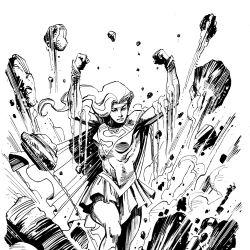 Supergirl Month: Chris Mooneyham Featured