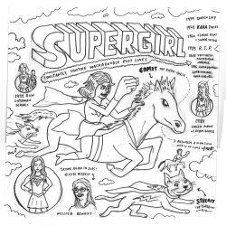 Supergirl Month: David Heatley Featured