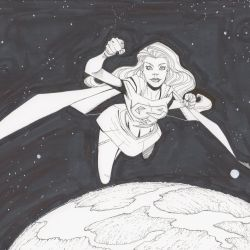 Supergirl Month: Joe Mulvey Featured