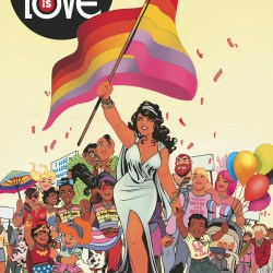 Love is Love by Elsa Charretier