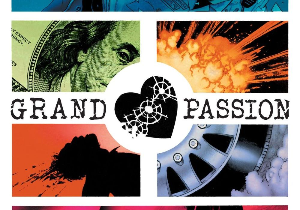 Grand Passion #1 Featured