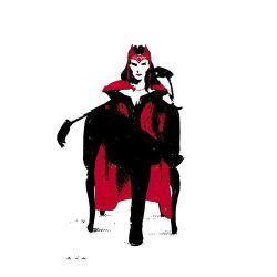 Scarlet Witch David Aja