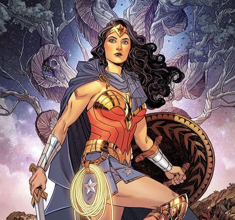 Wonder Woman Bilquis Evely