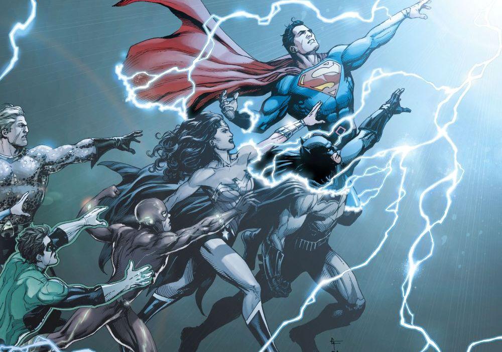 DC Universe Rebirth Featured