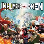 "TerragenX: ""Inhumans vs. X-Men"" #1"