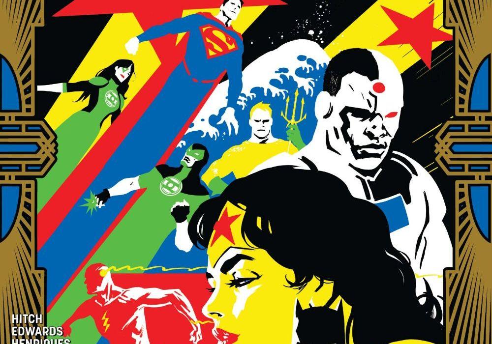 Justice League #10 Featured
