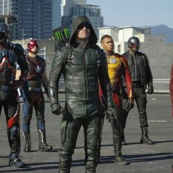 "Legends of Tomorrow - ""Invasion"""