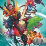 "Exclusive: Aqualad joins ""Teen Titans"" in March, Plus Exclusive Reveals for ""Superwoman,"" ""Super Sons,"" & ""The Flintstones"""