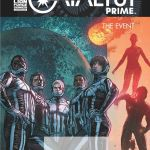 "Robots From Tomorrow – Episode 387: Joseph Phillip Illidge on ""Catalyst Prime: The Event"""
