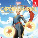 "Pick Of The Week: ""The Mighty Captain Marvel"" #1"