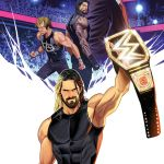 "Don't Miss This: ""WWE"" by Dennis Hopeless & Serg Acuna"