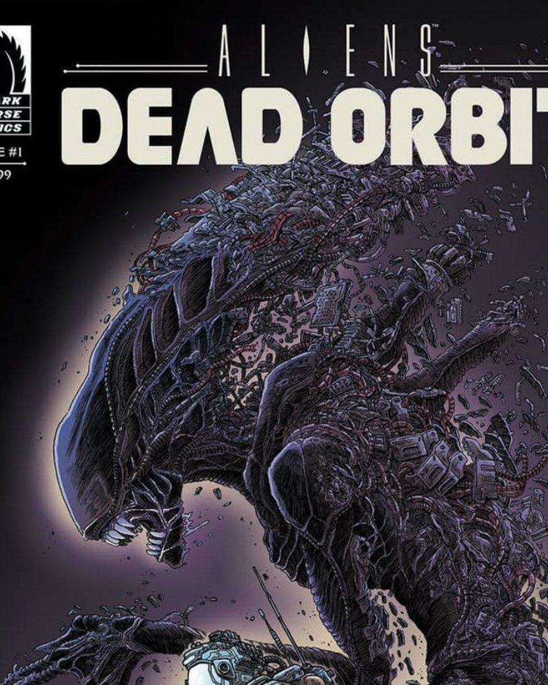 aliens dead orbit #1 featured