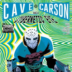 Cave Carson Has a Cybernetic Eye #5 Featured