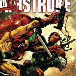 Deathstroke #11 Cover Edit