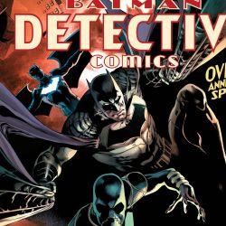 Detective Comics #950 Cover Edit