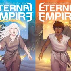 Eternal Empire 1+2 Covers