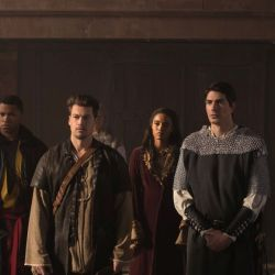 Legends of Tomorrow Camelot/3000