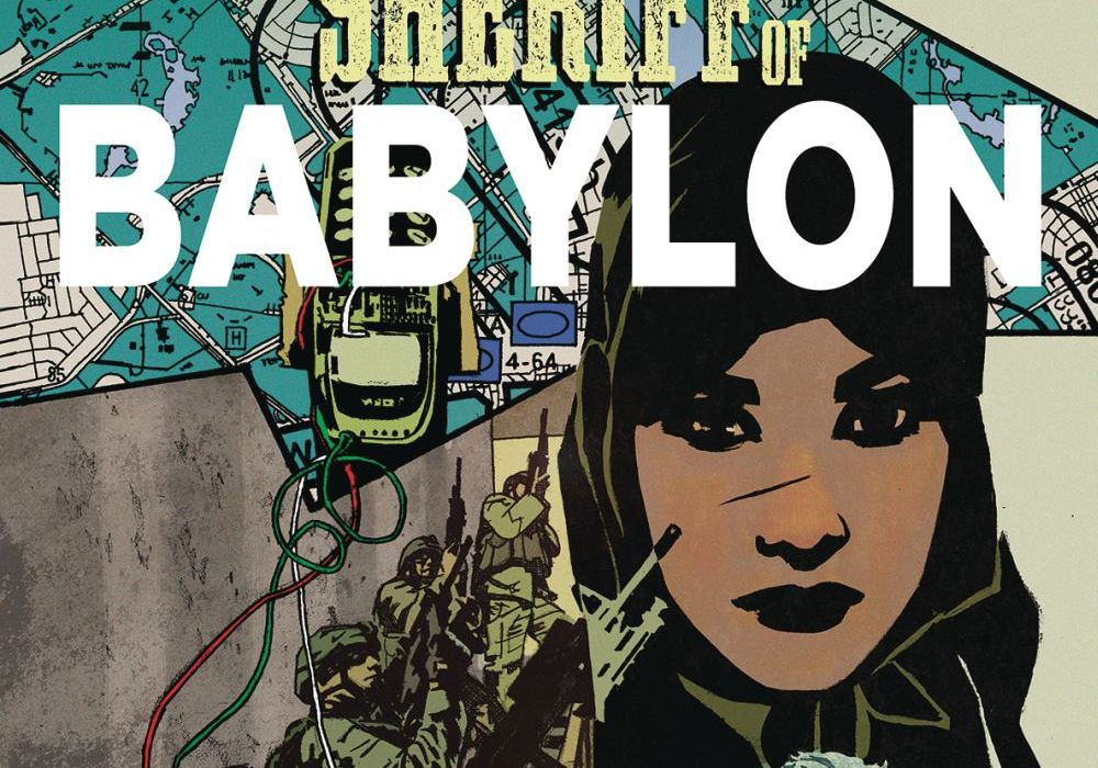 Sheriff of Babylon Vol 2 Featured