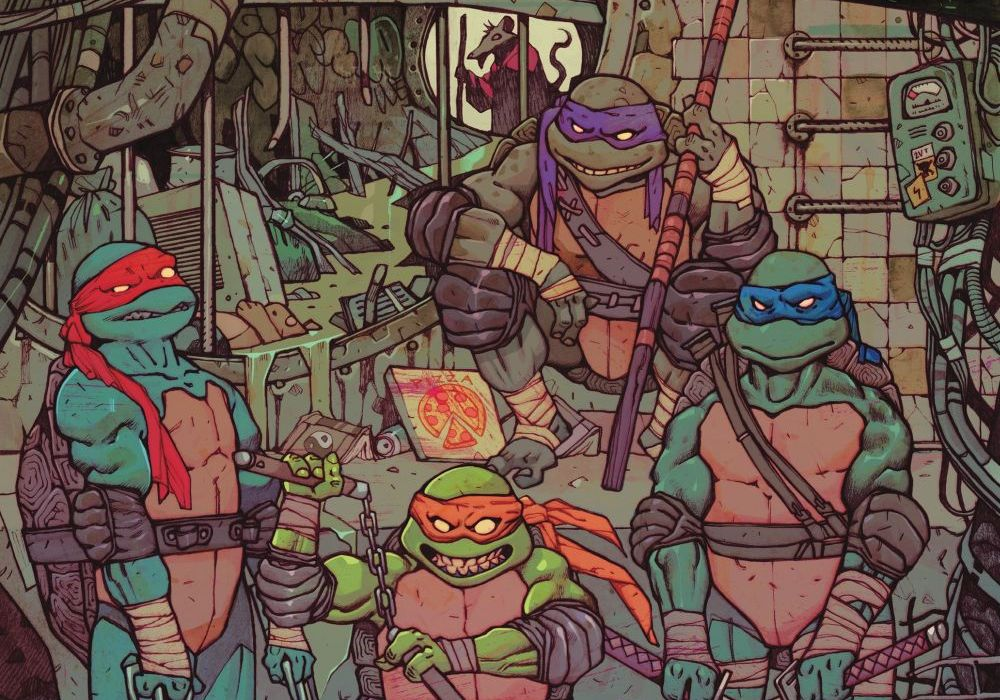 TMNT 68 Featured