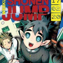 Weekly Shonen Jump 2-20-17 Featured