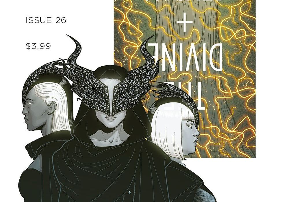 Wicked and Divine #26 Featured