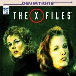 "Chu Takes On A Very Different Mulder and Scully In ""Deviations: The X-Files 2017"""