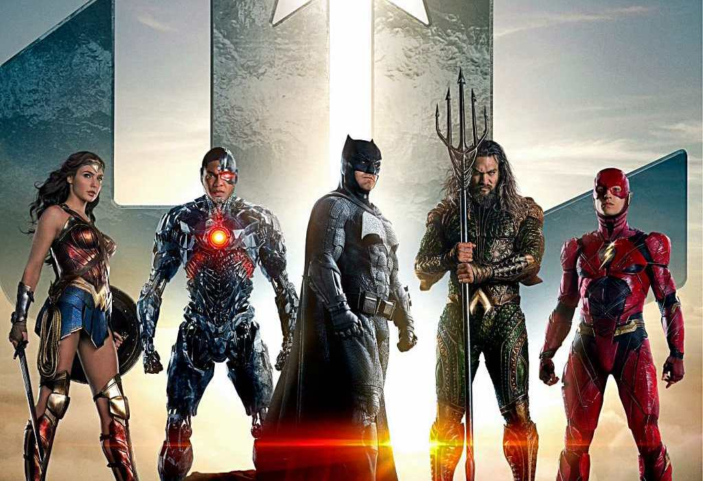 Justice League Movie Poster Featured