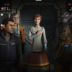 Star Wars Rebels Secret Cargo