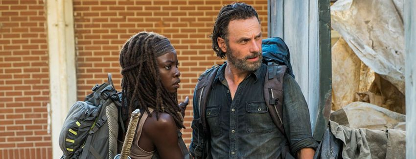 The Walking Dead Say Yes