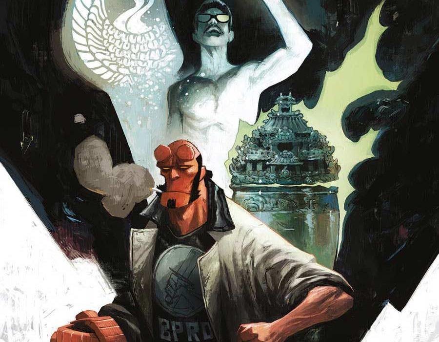 Feature: Hellboy and the B.P.R.D.: 1954—Ghost Moon #2