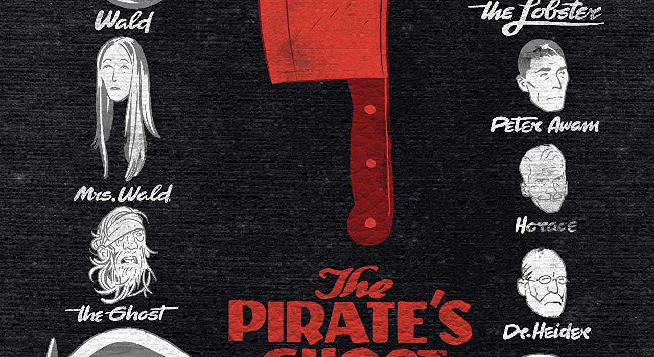 Feature: Lobster Johnson: The Pirate's Ghost #2
