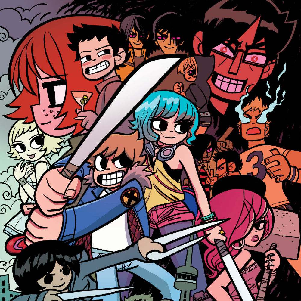 "Bryan Lee O'Malley's ""Scott Pilgrim:"" Getting It Together"