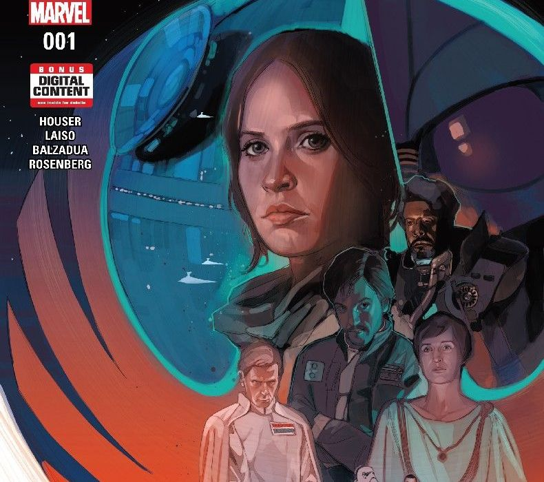 Star Wars Rogue One Adaptaion Featured