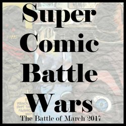 Super Comic Battle War logo