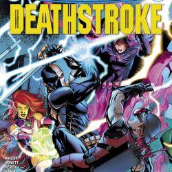Deathstroke #19 Featured