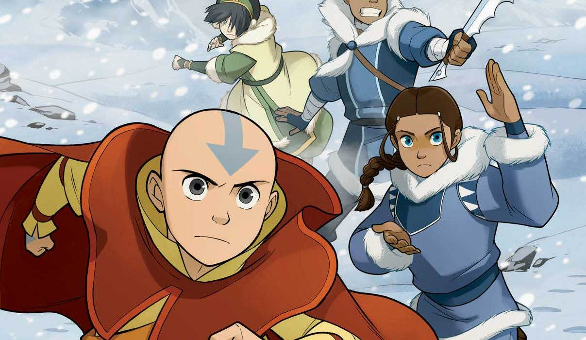 Feature: Avatar: The Last Airbender—North and South – Part 3