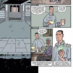 Feature: The Visitor: How and Why He Stayed #4 (preview image)