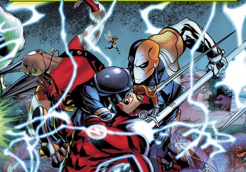Teen Titans 8 Featured