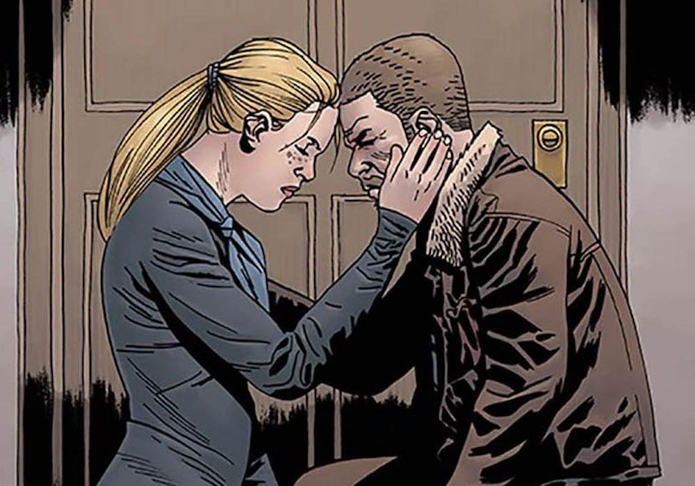 The Walking Dead #167 Featured