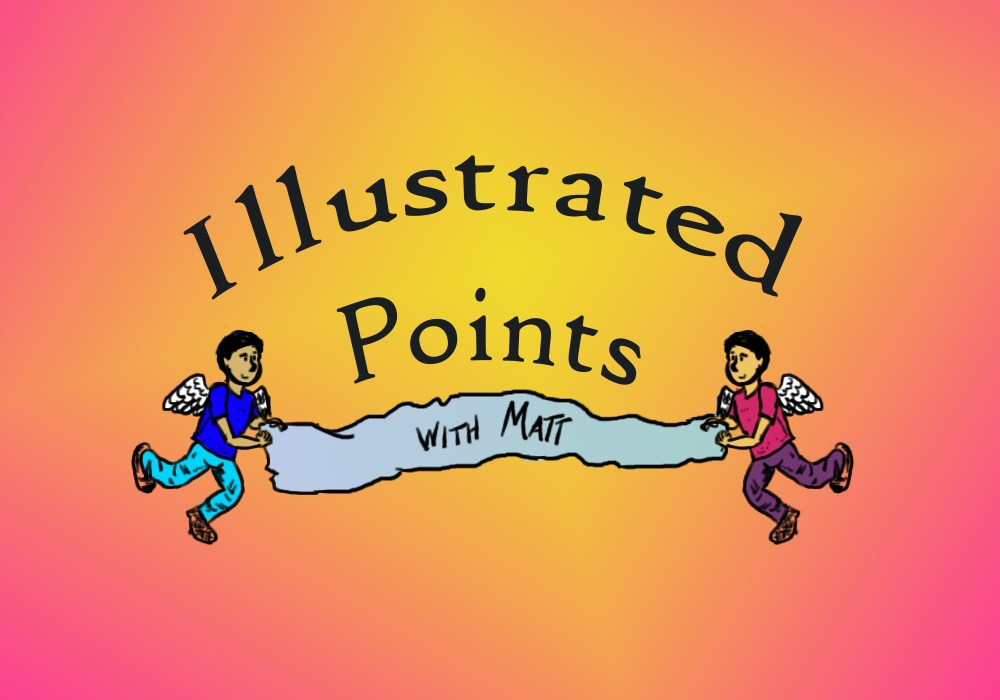 Illustrated Points header