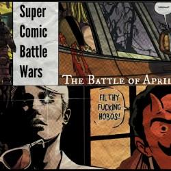 Super Comics Battle Wars 2