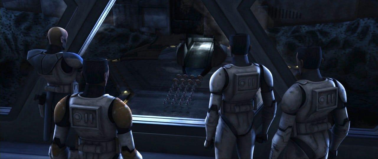 The Clone Wars Rookies